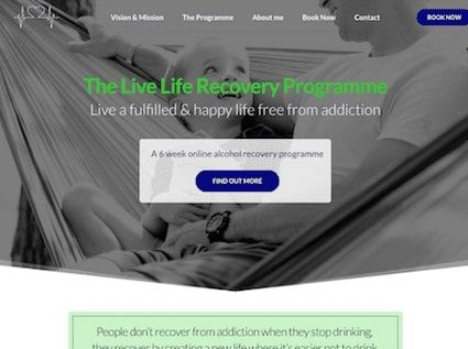 The Live Life Recovery Programme